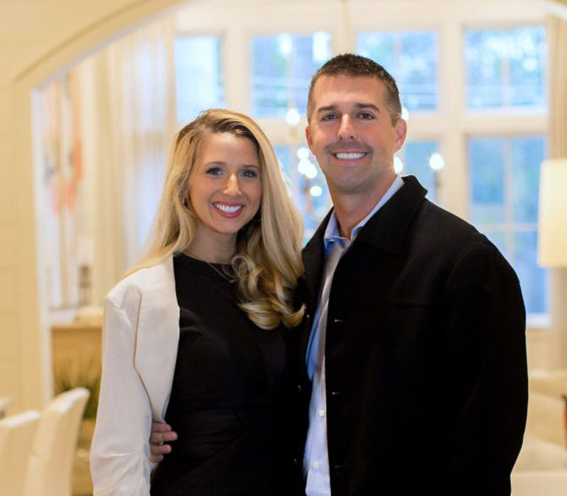 Matt and Rochette Dahler, Owners of Little Sunshine's Playhouse and Preschool